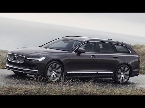 Volvo S90 - Cool cars from the Detroit Auto Show - CNNMoney