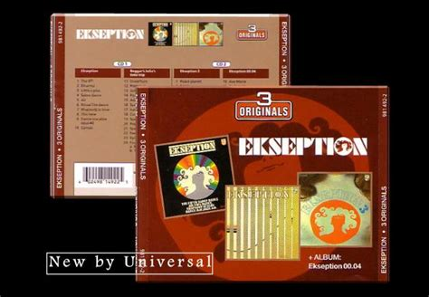 Ekseption - News archive 2003 - 2006