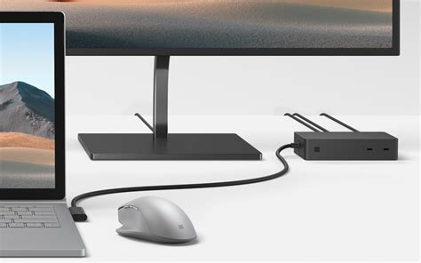 Surface Dock 2 and USB-C Travel Hub distract from