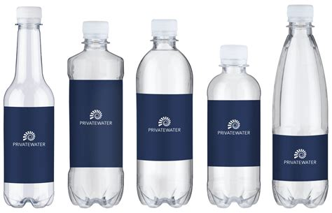 AA labelwater