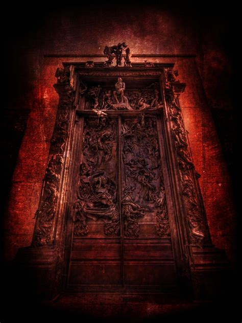 Dante's Gates of Hell | Flickr - Photo Sharing!