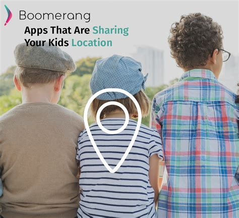 3 Apps That Are Revealing Your Kid's Location and How to