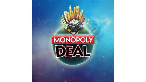 Monopoly Deal Game | PS4 - PlayStation