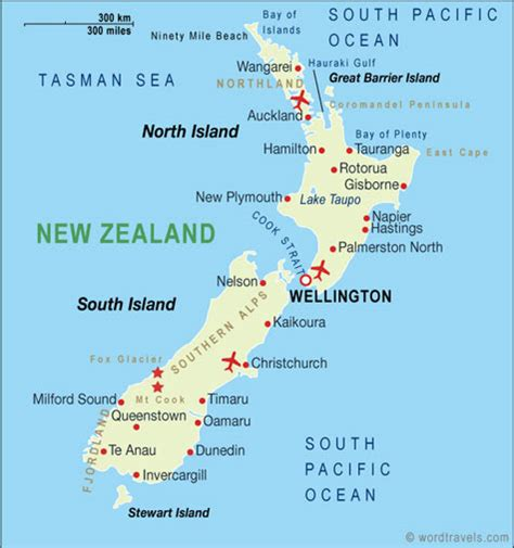 Auckland Map and Auckland Satellite Image
