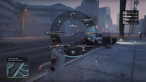 GTA 5 Cheats PS4 & PS3: The Complete List of Cheat Codes