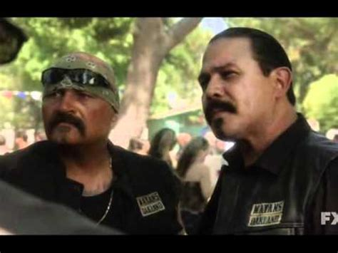 The Mayans from Son of Anarchy - YouTube