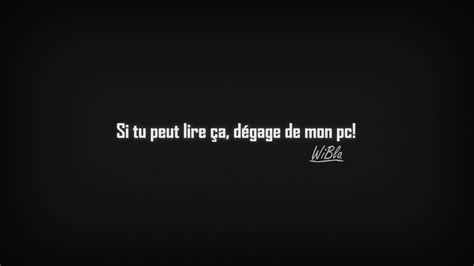 simple, Text, French, Humor, Dark, Logo Wallpapers HD