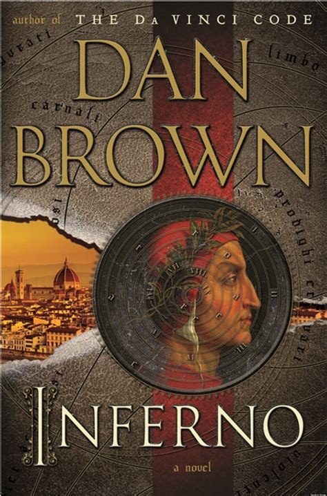 New Dan Brown Book, Inferno, Cover Revealed (PHOTO) | HuffPost