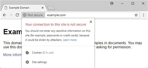 """Why Does Google Chrome Say Websites Are """"Not Secure""""?"""