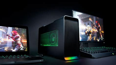 Razer's external graphics dock is back: The Razer Core V2