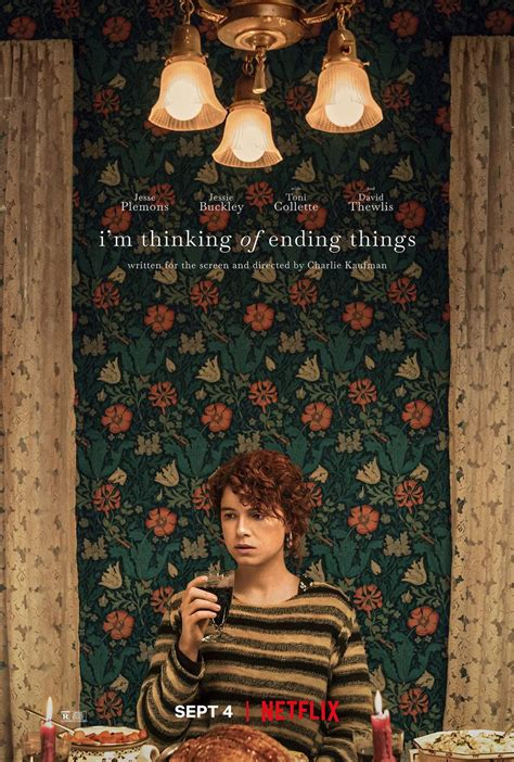 Charlie Kaufman's I'M THINKING OF ENDING THINGS Trailer