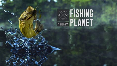 Fishing Planet Game   PS4 - PlayStation