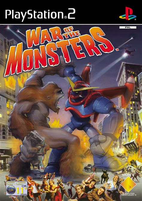 War of the Monsters (game) | War of the Monsters wiki