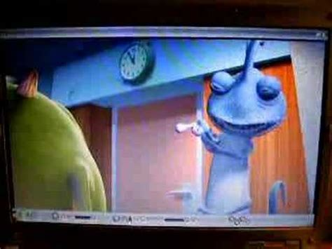 My Favorite Scene from Monsters, Inc