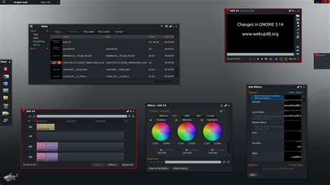 Professional Video Editor `Lightworks` v12 Available For