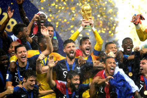 Muslim players help French national football team win FIFA