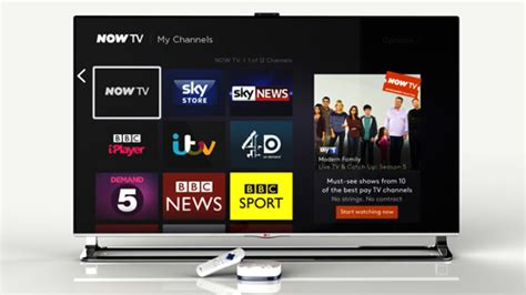 BSkyB adds ITV Player to Now TV – Digital TV Europe