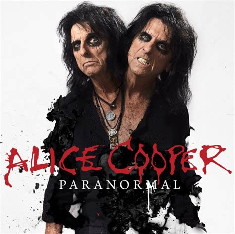 Alice Cooper: 'Paranormal' Track By Track Interview