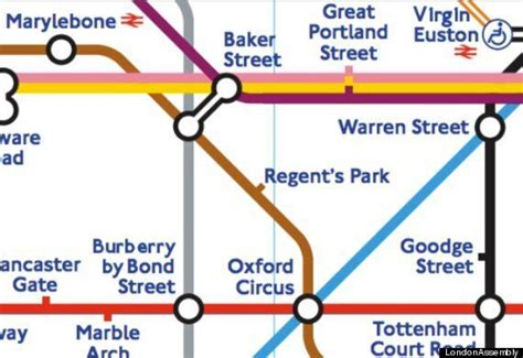 London Underground 'Sponsored Tube Stations' Could Mean