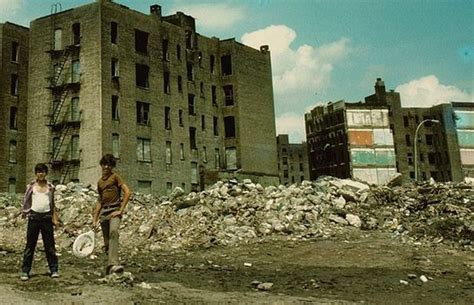 10 Photos of the Bombed-Out Bronx from the Early Days of