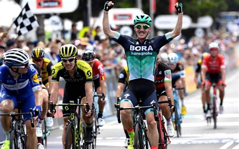 Jay McCarthy becomes first Australian to win Cadel Evans