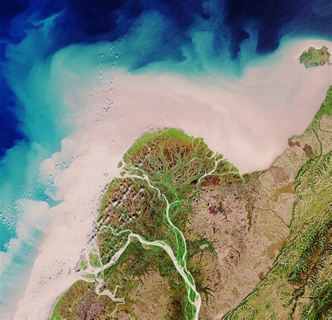 Space in Images - 2018 - 01 - Yukon Delta
