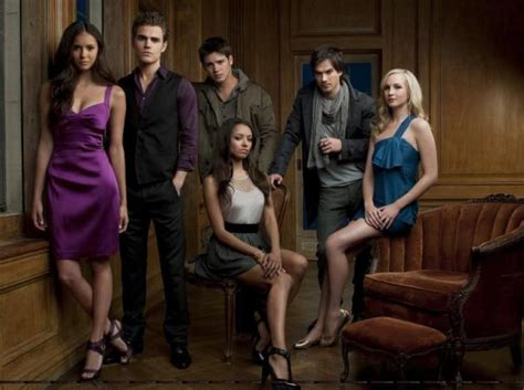 The Vampire Diaries Cast: Before They Were Stars - TV Fanatic