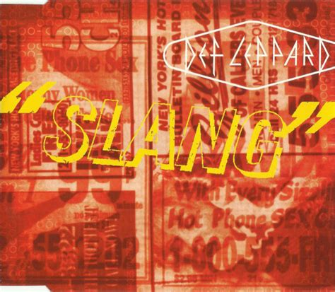 Def Leppard - Slang   Releases, Reviews, Credits   Discogs
