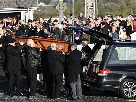 Dolores O'Riordan's Funeral Held in Cranberries' Hometown