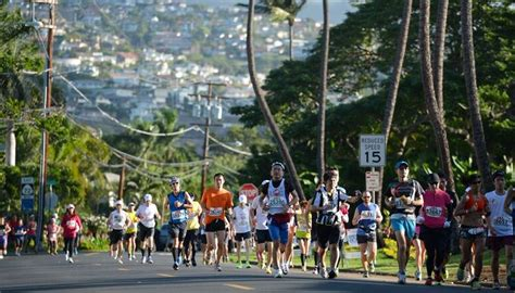 Honolulu Marathon - drömresan - Springtime Travel