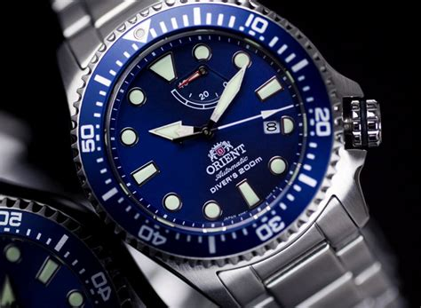 New Orient Triton Diver announced - Equation of Time