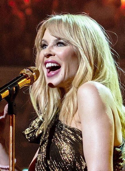 Kylie Minogue confirmed for the Glastonbury Legends slot
