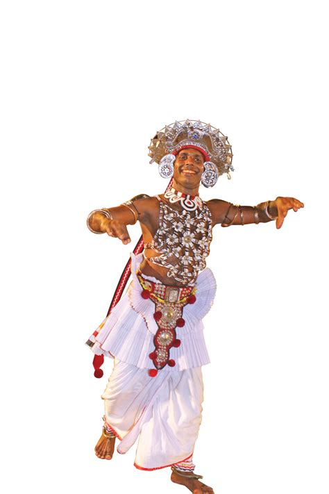 The Ves Dancers – an expression of Sri Lankan culture