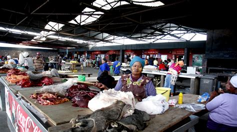 Carin Smuts Architects- Gugulethu Central Meat Market