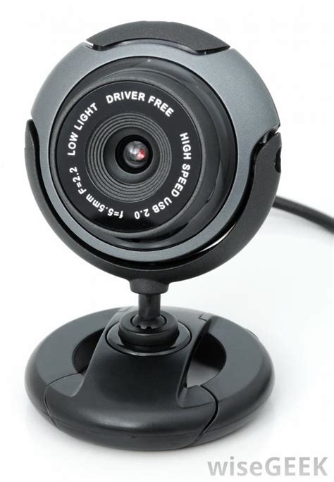 What is a Webcam Driver? (with pictures)