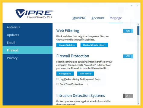 Download VIPRE Advanced Security 2020 - Firewall And Email