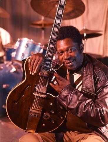 How BB King Named His Guitar Lucille