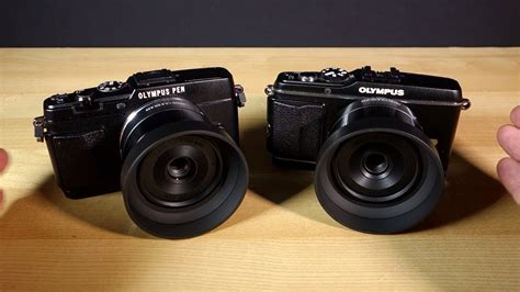Olympus PEN E-P5 Review - EP-5 Vs EP-3 SHOOT-OUT - YouTube