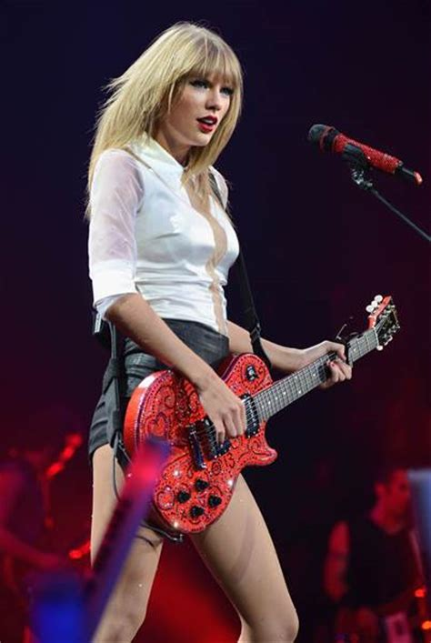 'Red' alert: Is Taylor Swift country enough for the CMAs
