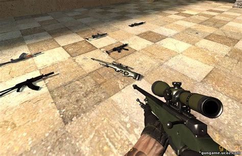 CSGO AWP Ported for CSS (Counter-Strike: Source > Skins