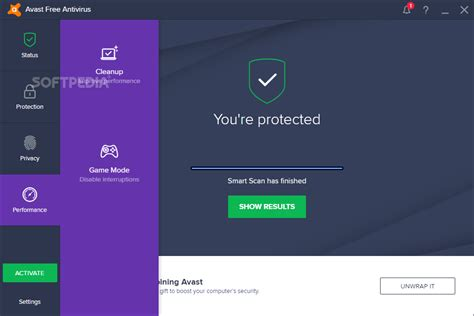 Download Avast Free Antivirus 20