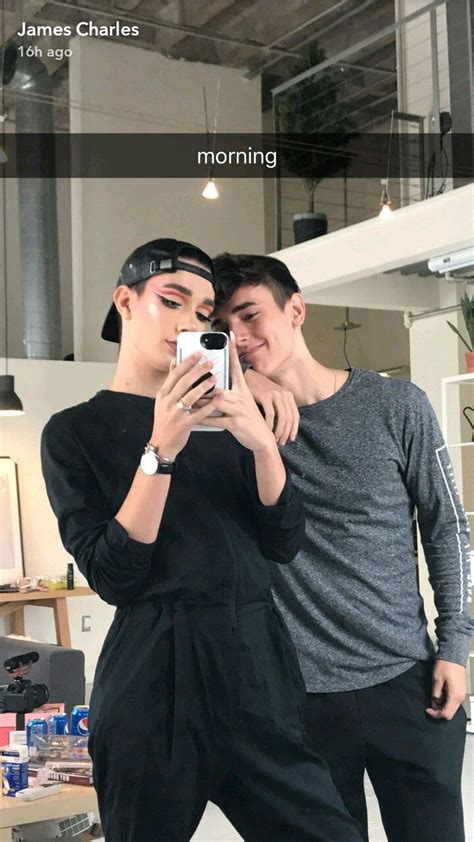 James Charles and Bryce Hall (With images)   James charles