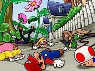 Mario Party DS - DS All in 1!