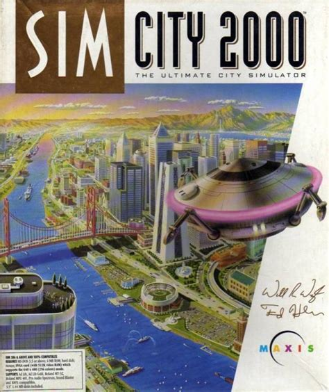SimCity 2000 (Game) - Giant Bomb