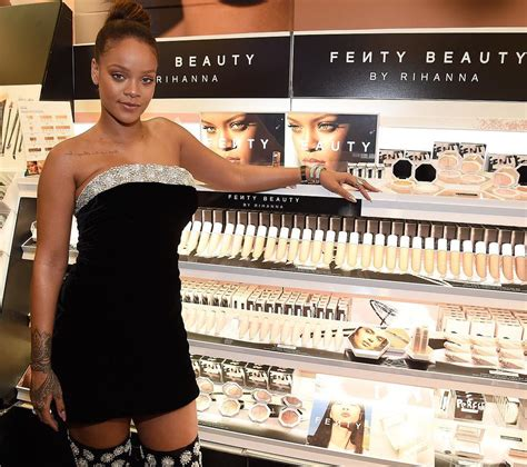 Fenty Beauty's Dark Foundation Shades Are Selling Out Like