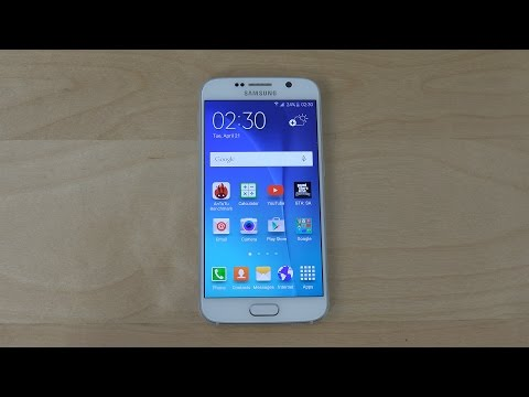 Take a Screenshot on the Samsung Galaxy S6 Edge - VisiHow