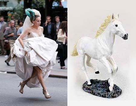 Sarah Jessica Parker Looks Like A Horse | A Loving Tribute