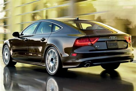 2013 Audi A7 is the ultimate choice for luxury shoppers