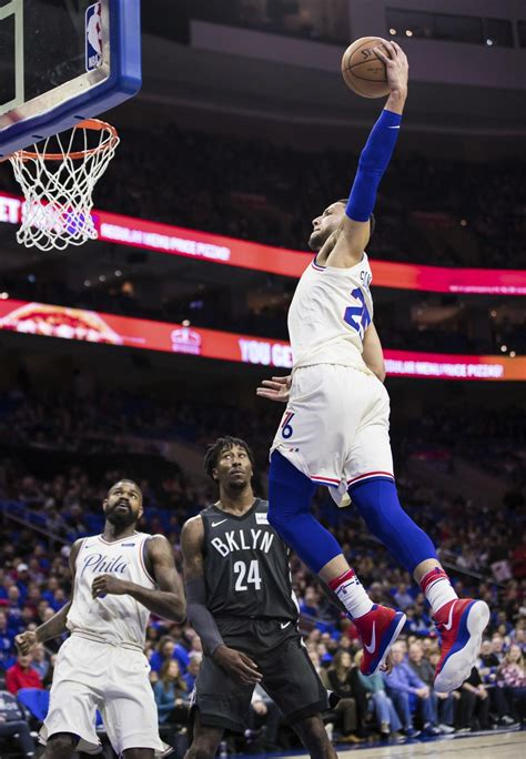 Redick, Simmons lead 76ers to 11th straight win - The