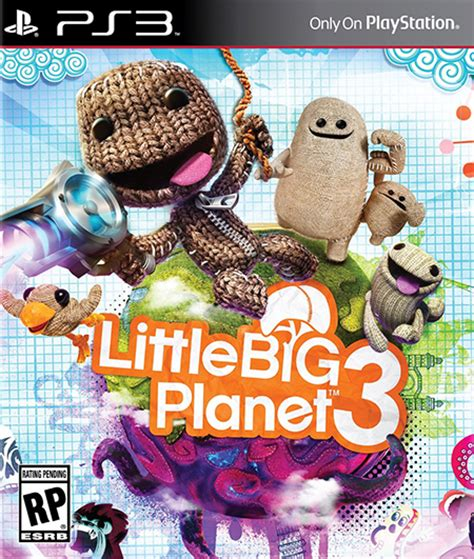 LittleBigPlanet 3 Game | PS3 - PlayStation